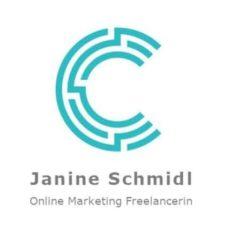 Janine Schmidl – Online Marketing Freelancerin